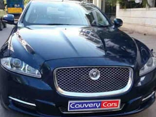 2010 Jaguar XJ 5.0 L V8 Supercharged