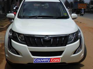 2016 Mahindra XUV500 W8 4WD
