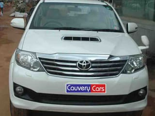 2014 Toyota Fortuner 2.8 4WD MT
