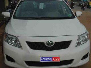 2011 Toyota Corolla Altis Diesel D4DJ