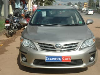2012 Toyota Corolla Altis 2008-2013 1.8 VL AT