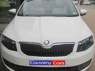 2015 Skoda Octavia Ambition 2.0 TDI AT
