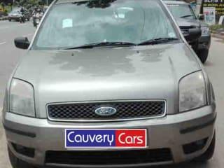 2006 Ford Fusion 1.6 Duratec Petrol