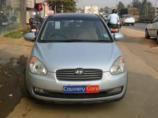 2008 Hyundai Verna CRDi 1.6 SX