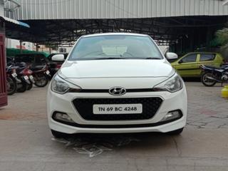 2017 Hyundai i20 Sportz Plus BSIV