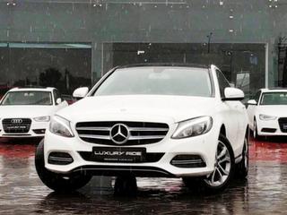 2016 Mercedes-Benz New C-Class C 200 AVANTGARDE