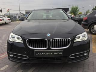 2014 BMW 5 Series 520d Luxury Line