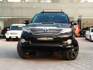 2014 Toyota Fortuner 4x2 AT
