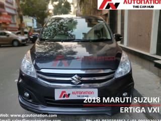2018 मारुति अर्टिगा वीएक्सआई पेट्रोल