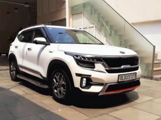 2020 Kia Seltos GTX Plus DCT