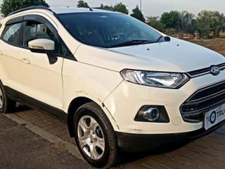2017 Ford Ecosport 1.5 Diesel Trend BSIV