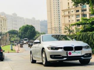 2014 BMW 3 Series 320d Luxury Line Plus