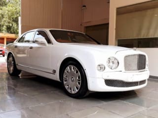 2012 Bentley Mulsanne 6.8 BSIV