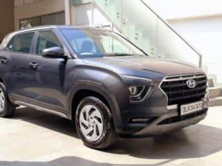 2020 Hyundai Creta EX Diesel