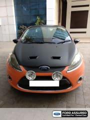 2012 Ford Fiesta 1.5 TDCi Titanium