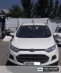 2015 Ford Ecosport 1.5 Ti VCT MT Trend