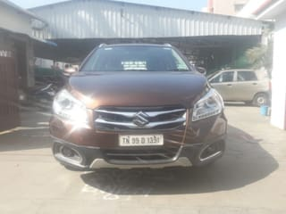 2015 Maruti SX4 S Cross DDiS 200 Alpha