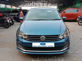 2017 Volkswagen Vento 1.5 TDI Highline Plus AT
