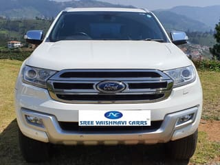 2016 Ford Endeavour 3.2 Titanium AT 4X4
