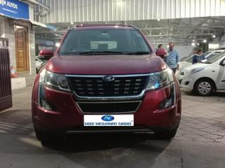 2018 Mahindra XUV500 W11 AT BSIV