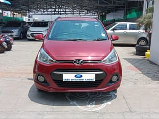 2016 Hyundai Grand i10 AT Asta