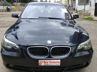2005 BMW 5 Series 2003-2012 535d Sedan