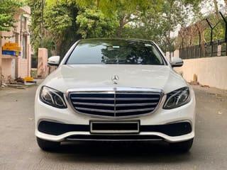 2019 Mercedes-Benz E-Class Exclusive E 220 d BSIV