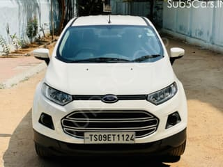2016 Ford Ecosport 1.5 Ti VCT MT Trend BSIV