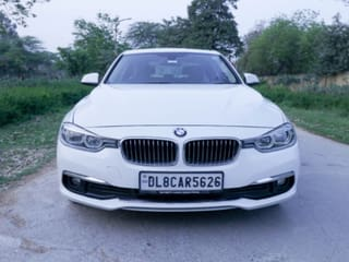 2017 BMW 3 Series 320d Luxury Line Plus