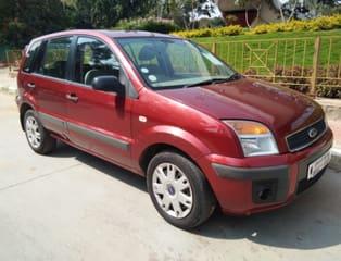 2008 Ford Fusion 1.6 Duratec Petrol