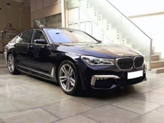 2017 बीएमडब्ल्यू 7 Series 730Ld M Sport