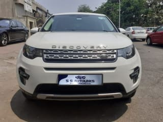 2017 Land Rover Discovery Sport TD4 HSE