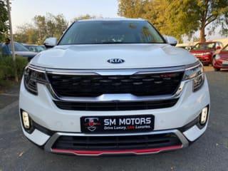 2019 Kia Seltos GTX Plus
