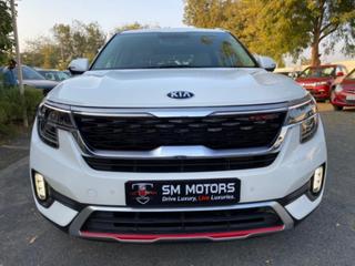 2019 Kia Seltos GTX Plus DCT