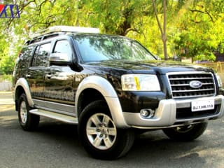 2008 Ford Endeavour XLT TDCi 4X2 LTD