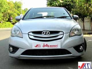 2011 Hyundai Verna Transform SX VGT CRDi BS III