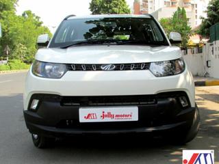 2016 Mahindra KUV 100 D75 K4 Plus