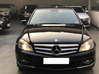 2009 Mercedes-Benz New C-Class C 220d Avantgarde Edition C