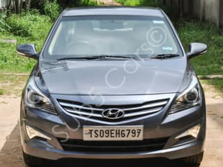 2015 Hyundai Verna 1.6 VTVT AT S Option