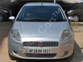 2010 Fiat Grande Punto 1.2 Emotion
