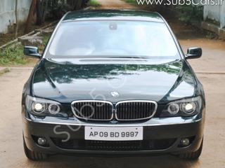 2007 BMW 7 Series 740Li Sedan