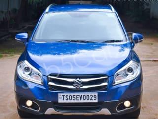 2017 Maruti SX4 S Cross DDiS 320 Alpha