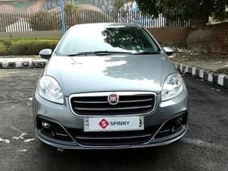 2015 Fiat Linea Emotion (Diesel)