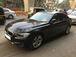 2015 BMW 3 Series 320d Luxury Line