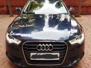 2013 Audi A6 2011-2015 2.0 TDI Premium Plus