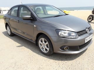 2014 Volkswagen Vento 1.2 TSI Highline AT