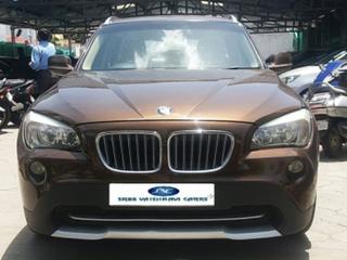 2012 BMW X1 sDrive 20d xLine