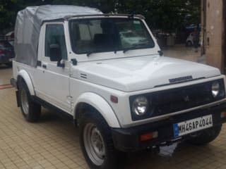 2015 Maruti Gypsy King Soft Top MPI BSIV