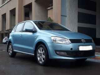 2012 Volkswagen Polo 1.2 MPI Highline