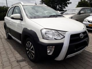 2014 Toyota Etios Cross 1.2L G